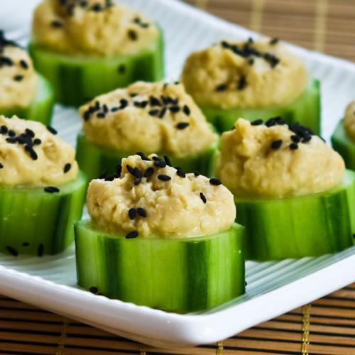 1-cucumber-hummus-appetizer-500x500-kalynskitchen